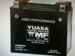 KNAPPS in PRESCOTT has Lowest price on Yuasa BATTERIES
