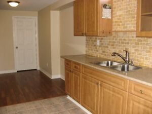 MUST SEE! 2 bedroom basement apartment for rent