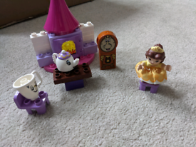 Duplo Disney Belle's tea party