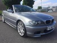 2006 56 BMW 330 3.0 Ci M SPORT 2 DR CONVERTIBLE MANUAL