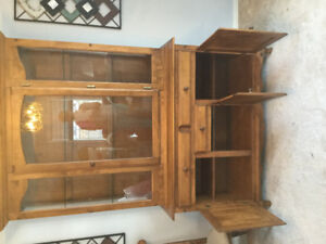 Buffet and Hutch for Sale!