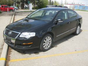 2009 VW Passat Comfort with Low KMs