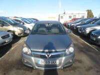 2009 Vauxhall Astra Hatch 5Dr 1.6 16V 115 SXi Petrol silver Manual