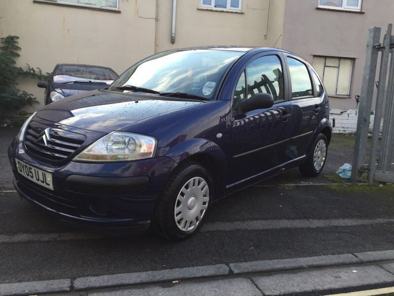 Citroen c3 new mot 2005 drives mint 695