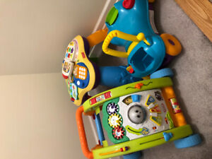 Brand New and Lightly Used Newborn/Toddler Items