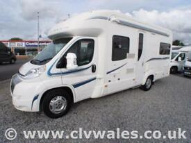 Auto-Trail Apache 700 Low-Line Motorhome MANUAL 2012/12