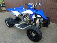 2010 Yamaha YFZ 450 R 34,69$/SEMAINE