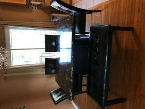 Save $$$ Kitchen  table, bench and chair