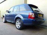 2005 Land Rover Range Rover SPORT 2.7TD V6 AUTO HSE 4x4 SUV**ONE OWNER**FSH