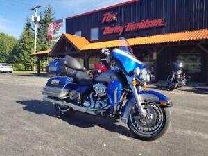 2009 Harley Davidson FLHTCU Electra Glide Ultra Classic