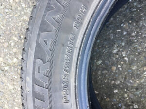 205/55 R16 - 2 TIRES