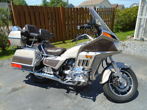 Road ready - 1985 Honda Gold Wing