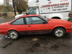 1990 Cavalier low Kms great condition