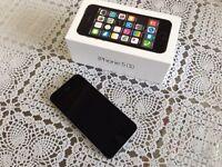 Apple IPhone 5S Black Boxed Unlocked