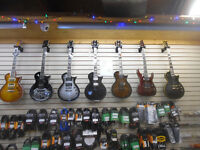 LTD / ESP LINE AVAILABLE AT GERG'S MUSIC!