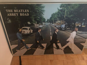 Beatles Abbey road picture