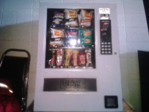 Vending route for sale