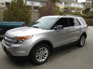 2012 Ford Explorer XLT SUV, Crossover (Reduced)