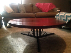 Mahogany Coffee Table Sarnia Sarnia Area image 3