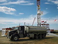 RIG WORK - Water Truck Operators Needed Immediately