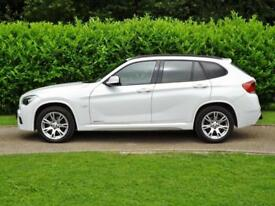 2011 BMW X1 XDRIVE 20D 2.0 M SPORT Automatic Estate