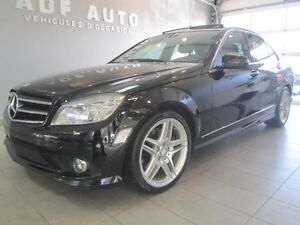 Mercedes-Benz C-Class  C350 4MATIC SPORT AMG PACKAGE 2010