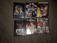 WWE movie collection for sale