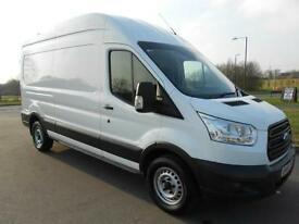 2014 Ford TRANSIT T350 H3 LWB Diesel Van * ONLY 32K MILES *