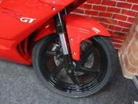 HYOSUNG GT125RC PRE REGISTERED SALE GT 125cc