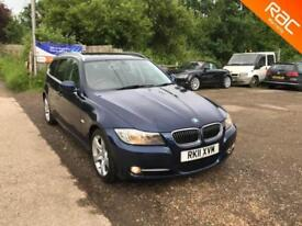 BMW 320 2.0TD Touring 2011 d Exclusive Edition, 97.000 miles,FSH. FULL LEATHER