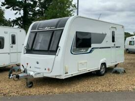 2015 Compass Rallye 482 2 Berth Caravan with Motor Mover