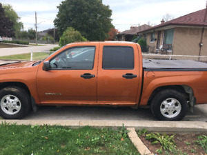 2005 gmc canyon for sale