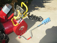 Ice Auger - Manual