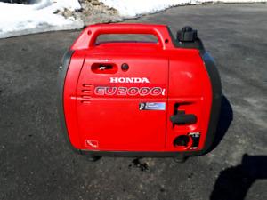 Honda 2000i Generator