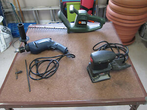 Moving! Various Power Tools