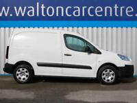 Peugeot Partner 1.6 Hdi Professional L1 850 2015 (15) • from £44.00 pw