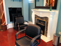 Beautiful Hair Salon Fully Equipped