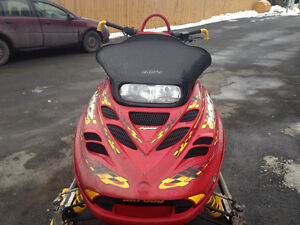 Ski-doo skis and lots of new and used rev & zx parts St. John's Newfoundland image 4