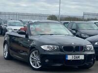 2008 BMW 1 Series 2.0 118i M Sport 2dr Convertible Petrol Automatic