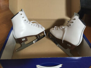 Figure Skates - Riedell. Size 13.5