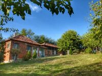New Lower Price - 5 month Bulgarian countryside house for rent, suit diggers, dreamers or writers :)