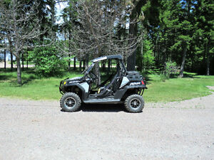 2012 RZR and Trailer