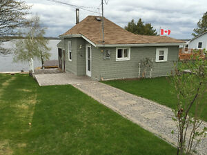 50 ft waterfront cottage for sale on Kawartha Lakes Kawartha Lakes Peterborough Area image 1