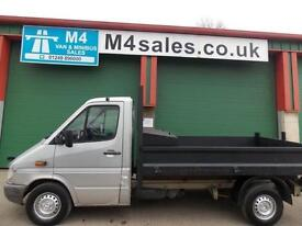 Mercedes Sprinter 311 MWB Tipper
