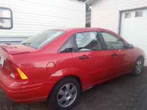 2002 Ford Focus ZTS Sedan - REDUCED!!!