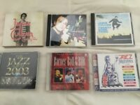 Jazz cd's
