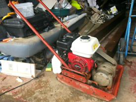 Honda wacker plate LARGE