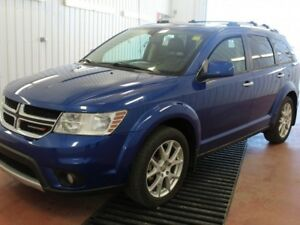2015 Dodge Journey R/T  - NAVIGATION - DVD Player - Sunroof - $1