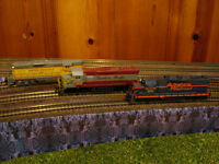 Ho Train & Layout DCC