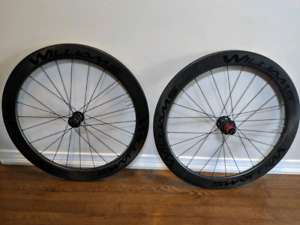 Williams Wheels 60mm Carbon Disc wheelset